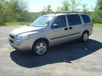 2008 CHEV UPLANDER VAN 7 PASS $4600 TAX IN CHANGED INTO UR NAME