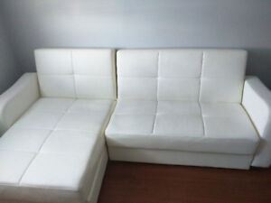 $200 Italian Leather Sectional