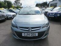 2014 Vauxhall Astra 1.4 i VVT 16v Energy 5dr