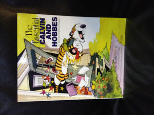 CALVIN and HOBBES set of 3