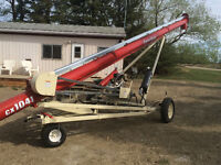 FarmKing Self Propelled Augers