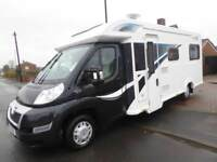 Bailey Approach 765 Autograph 6 berth coachbuilt motorhome for sale ref13088