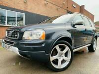 2011 Volvo XC90 2.4 D5 R-Design (Premium Pack) Geartronic AWD 5dr SUV Diesel Aut
