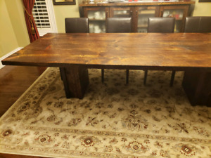 Large Dinning table