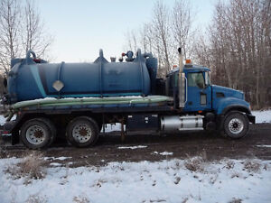 2006 Mack Hydrovac Truck, 460 engine.