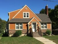 Extensively renovated and upgraded house downtown Moncton