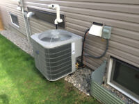 Professional A/C Installer Available