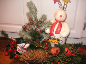 FUN HANDCRAFTED CHRISTMAS DECOR