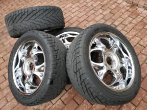 Chrome Summer Tires