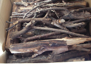 Two boxes of FIREWOOD