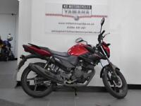 17 REG YAMAHA YS 125 ONLY 4328 MILES 1 OWNER FROM NEW LEARNER LEGAL BIKE