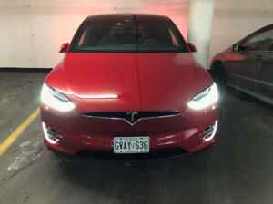 2017 Tesla X 100D  AWD w/Winter Tires & Rims LEASE OR BUY OPTION