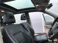 2004 04 reg Nissan X-Trail 2.5i SVE auto + LEATHER + 4WD + AUTOMATIC