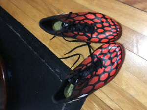 Indoor Soccer cleats (Size 10)