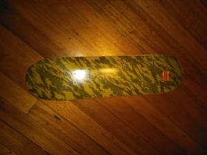 Maharish Skateboard Deck