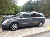 NEW PRICE  2007 Hyundai Entourage Minivan, Van