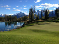 Summer Employment at Silvertip Golf Course