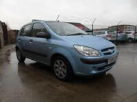 2006 Hyundai Getz 1.4 automatic GSi long mot drives well service history