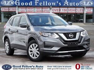 2017 Nissan Rogue S MODEL, AWD, HEATED SEATS, REARVIEW CAMERA