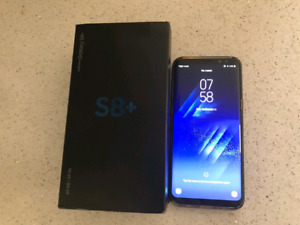 Perfect working condition Samsung galaxy s8 plus