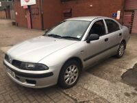 MITSUBISHI CARISMA 2.0 D-ID 12 MONTHS MOT STARTS AND DRIVES WELL 2003 LOW MILES