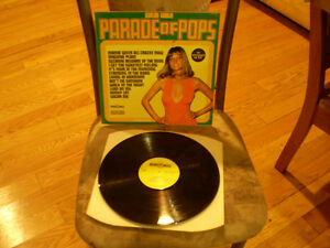 solid gold parade of pops 1972-73 (33 tour Lp)