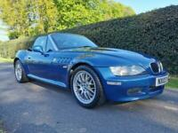 BMW Z3 1.9i 2003 Roadster 51000 miles Power roof