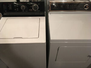 washer and dryer, work great