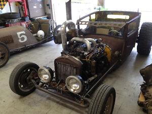 733hp/1283tq diesel rat rod