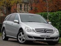 2007 MERCEDES-BENZ R320 SPORT 3.0TD L 7G-Tronic CDI + TOP SPEC + PX WELCOME