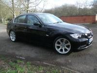 BMW 330 3.0TD auto 2006 sports*LEATHER*AUTOMATIC*12 MNT FREE WARRANTY