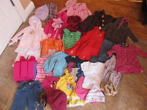 PRICE REDUCED!! Girls clothing size 12 months!