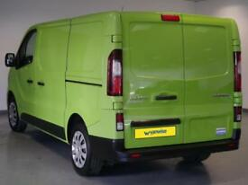 2015 Renault Trafic SL27dCi 115 Business+ Van Diesel green Manual