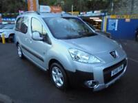 2011 61 PEUGEOT PARTNER 1.6 HDI 112 TEPEE OUTDOOR IN SILVER # LOW MILEAGE #