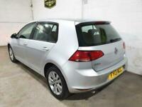 2013 Volkswagen Golf 1.6 TDI SE DSG (s/s) 5dr Hatchback Diesel Automatic