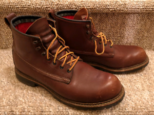 Red Wing Boots - Ice Cutter size 10 $225