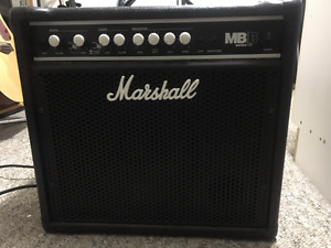 Marshall Mb30 Bass Amp