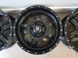 Tires and Rims set of 4 each