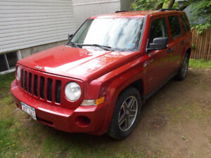 2009 Jeep Patriot SUV, Crossover good for winter driving