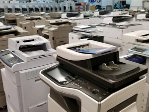 Toronto's LOWEST PRICE FOR QUALITY COPIERS LASER PRINTERS FAX