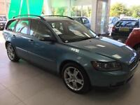 2007 Volvo V50 2.4i Geartronic SE very good run, Auto 11 service stamps on book