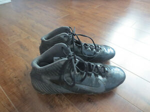 Men's Nike Football Cleats Size 13 Sarnia Sarnia Area image 1