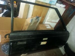 RT DOOR ASSY -  2 DOOR K CAR