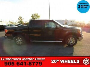 2010 Ford F-150 XLT  SYNC-VOICE BUCKET-SEATS CONSOLE-SHIFT TOW-P