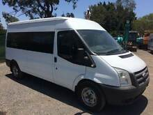 2010 Ford Transit Van/Minivan 2.4 DIESEL 6SPD MANUAL 12 SEATS Rochedale South Brisbane South East Preview