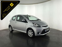 2012 TOYOTA AYGO VVT-ICE 1 OWNER FULL TOYOTA HISTORY FINANCE PX WELCOME
