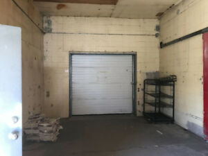 1200 sqft Warehouse/Shop/Industrial/Storage space for Lease/Rent