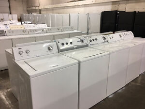 CLEARANCE SALE ON NOW- TOP LOAD WASHERS OVERSTOCKED