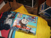 THOMAS THE TANK ENGIN DOUBLE COMFORTER DBL SHEETS AND EXTRA PILL