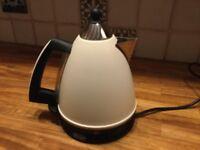 De Longhi Argento cream 1.7L kettle